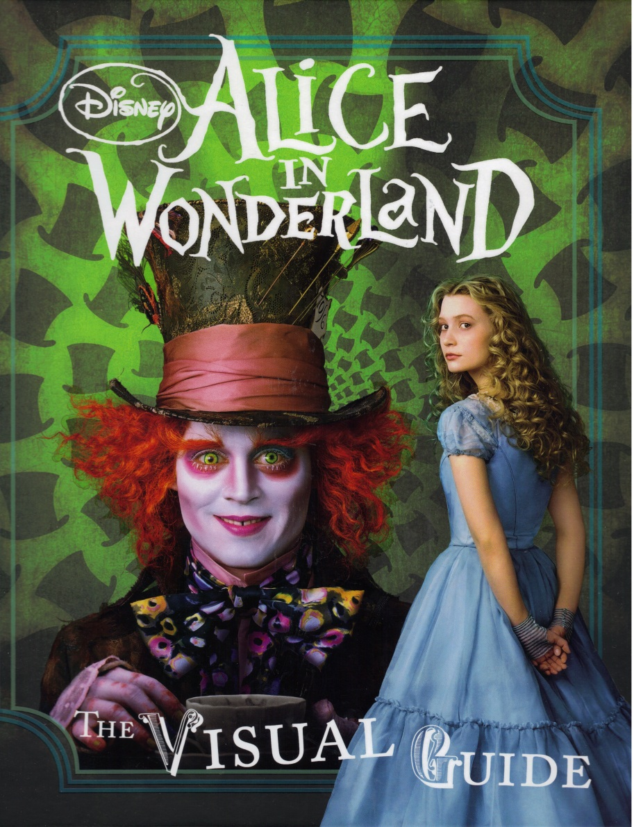 alice in wonderland distinctively visual Directed by james bobin with mia wasikowska, johnny depp, helena bonham carter, anne hathaway alice returns to the whimsical world of wonderland and travels back in time to help the mad hatter.