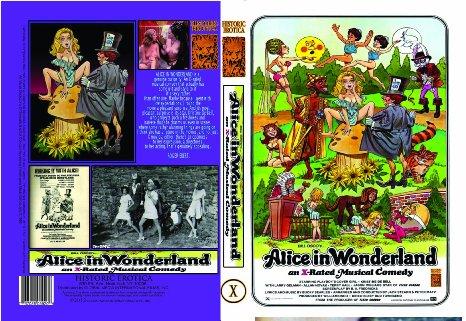 Alice And Wonderland Xxx