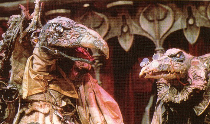 The Dark Crystal characters