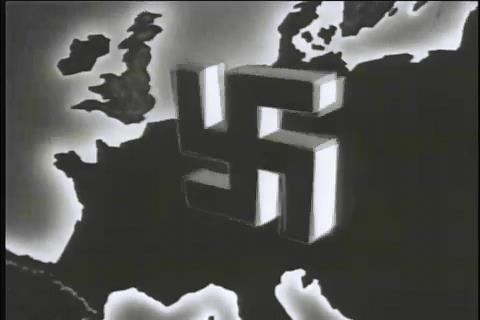 This is a World War II film made after the defeat of Germany