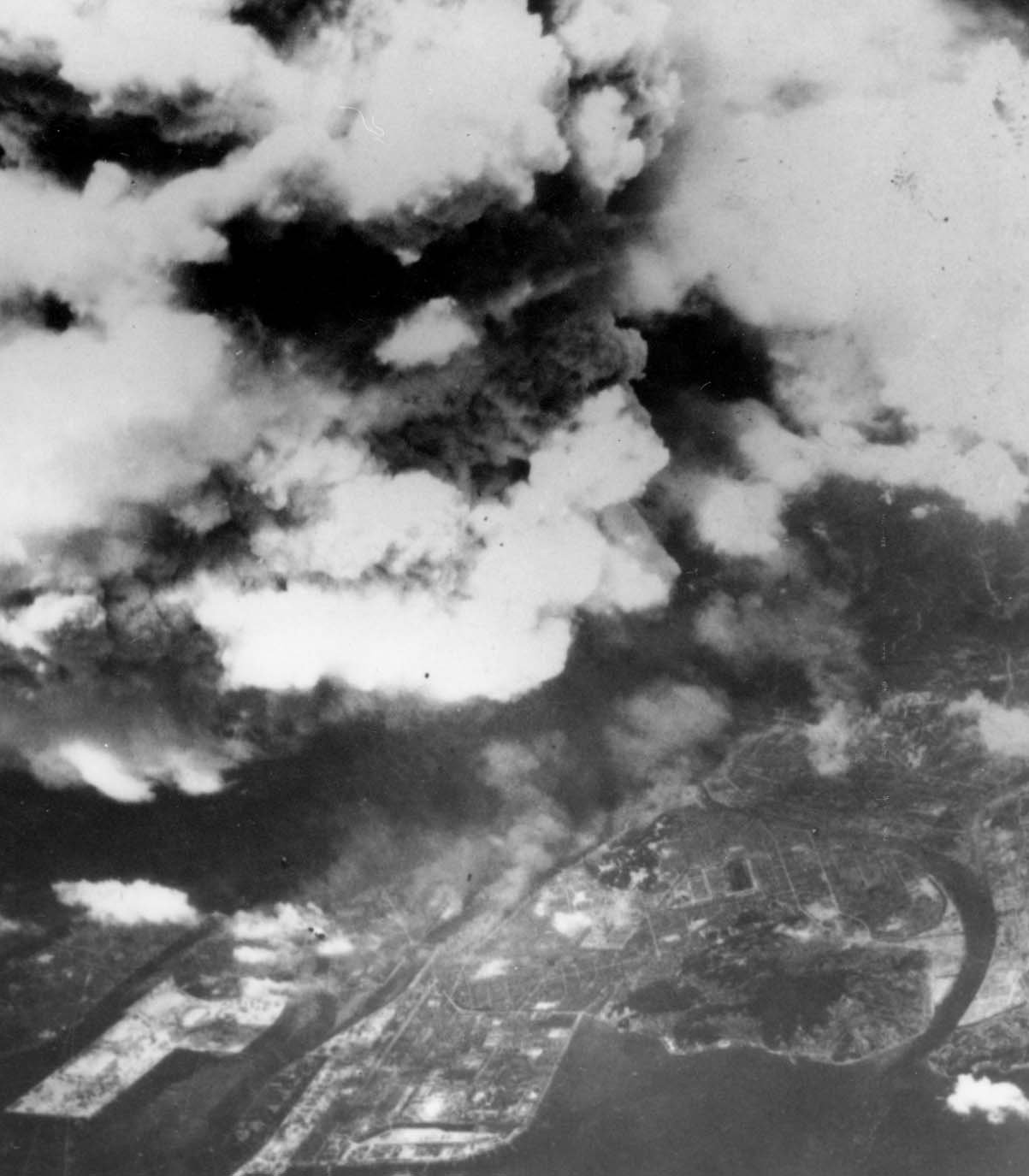 an analysis of the book of hiroshimas atomic bomb incident The book hiroshima by john hersey was originally featured in article form and published in the magazine the new hiroshima atomic bomb damage - interactive aerial map.