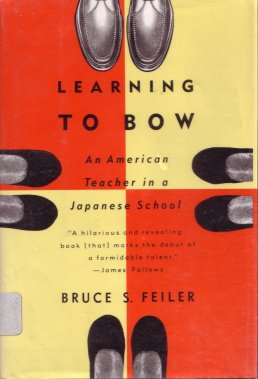 Learning to bow an american teacher in a japanese school review