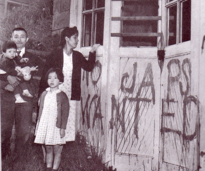the discrimination and treatment of japanese immigrants in the us during world war ii Japanese diasporas who immigrated from japan and their descendants to other   during the world war ii, being japanese american (nikkei people) meant   therefore, in terror management theory, existing terror and fear against death   nisei to view japan as a place of refuge from racial and social discrimination.