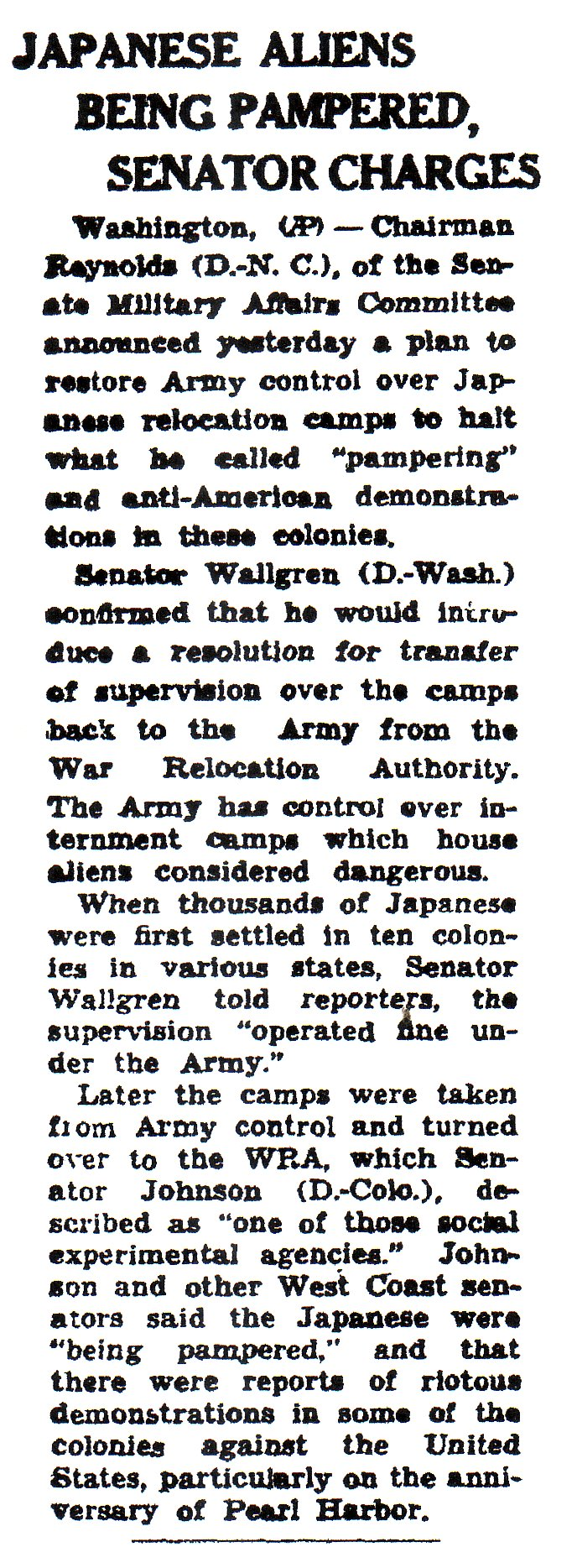 japenese american concentration camps essay Get an answer for 'help with thesis on japanese internment camps-my thesis is: explain who ordered japanese-americans into the internment camps enotescom will help you with any book or any question.