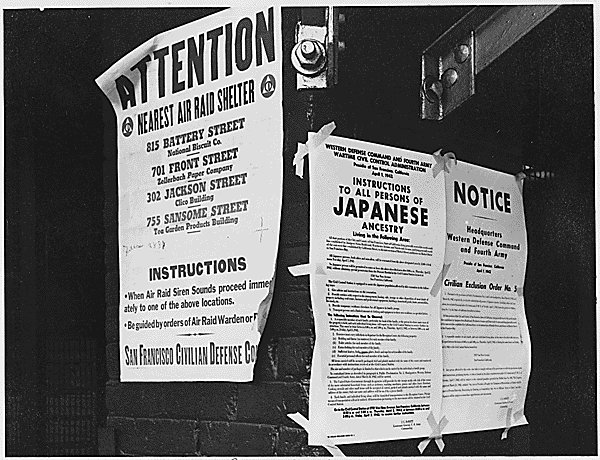 the effect of japanese internment camps