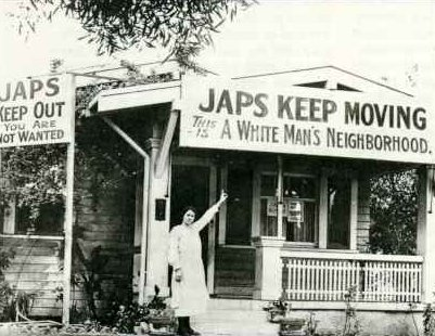 Japanese-American Internment Camps