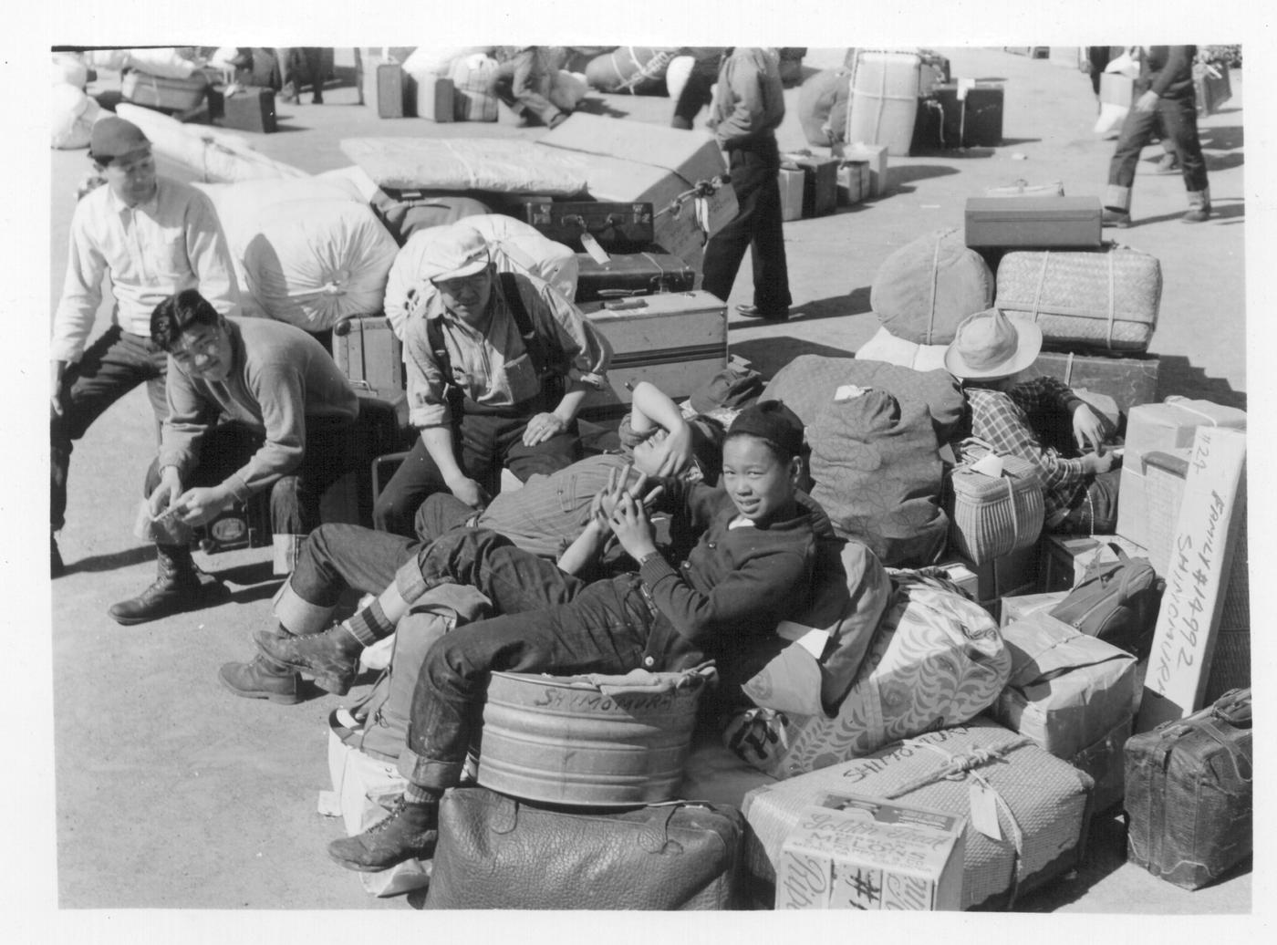 "japanese canadians during the wwii essay During this time period, japanese canadians were showed racism essays japanese internment camps (""internment of the japanese during world war ii""."