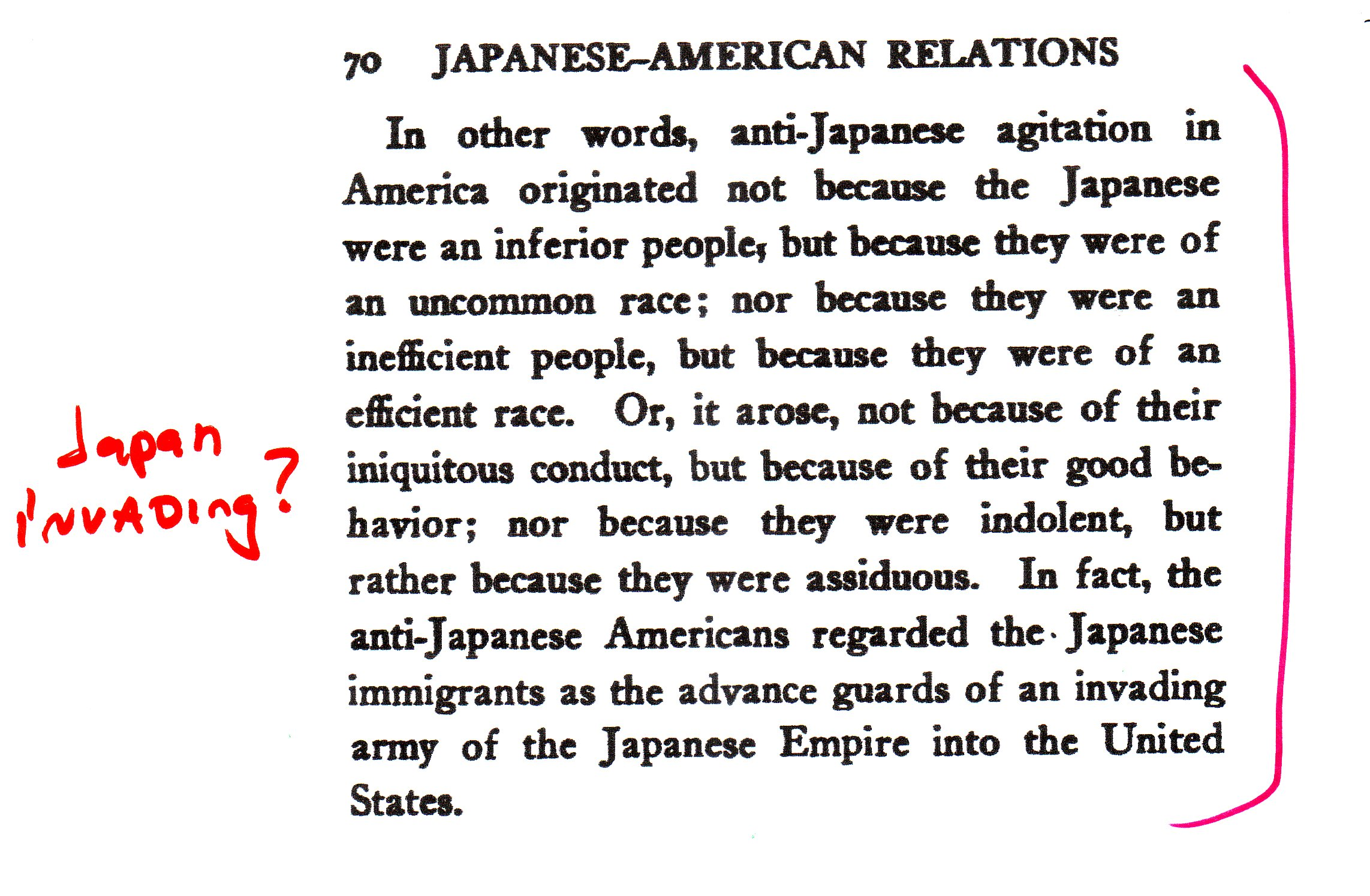 japanese relationship with americans