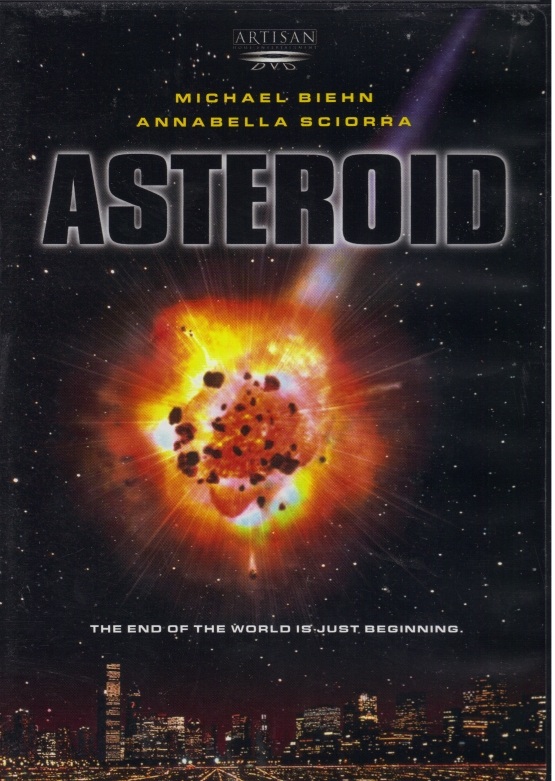 The movie starts with a bang with a meteor impacting near ...