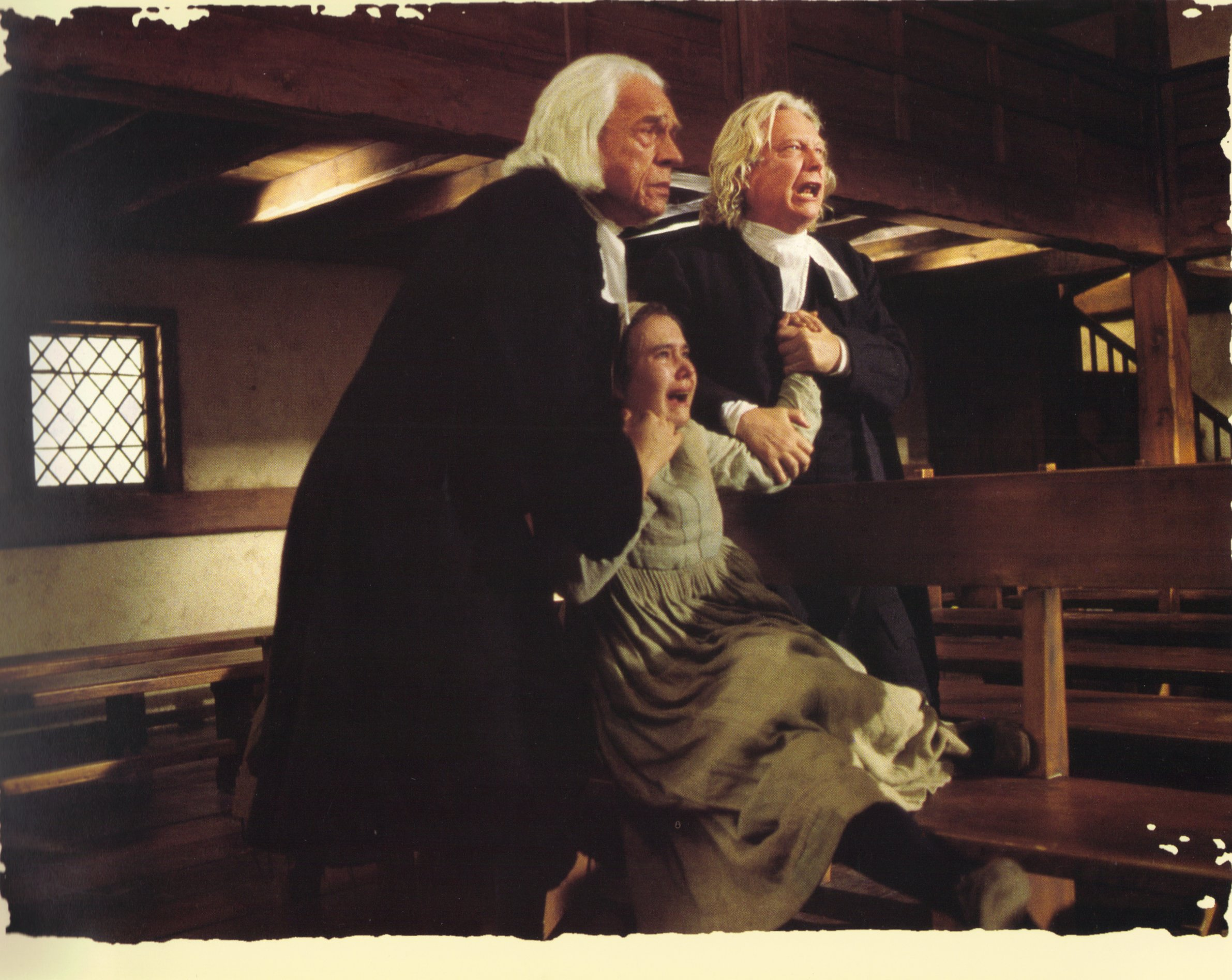 the crucible grudges and personal rivalries What are three grudges/personal rivalries which play a role in the witch trail hysteria  grudges mil let's novel the crucible looks at another time in.
