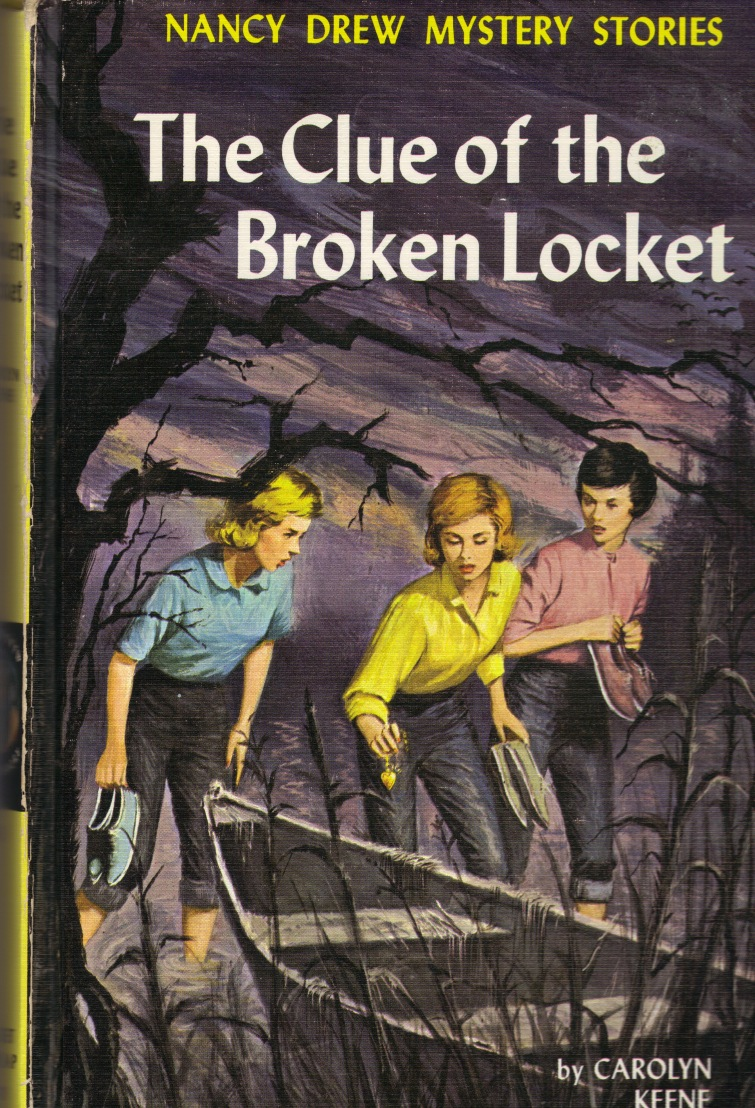 Nancy Drew Book Cover Pictures : Review