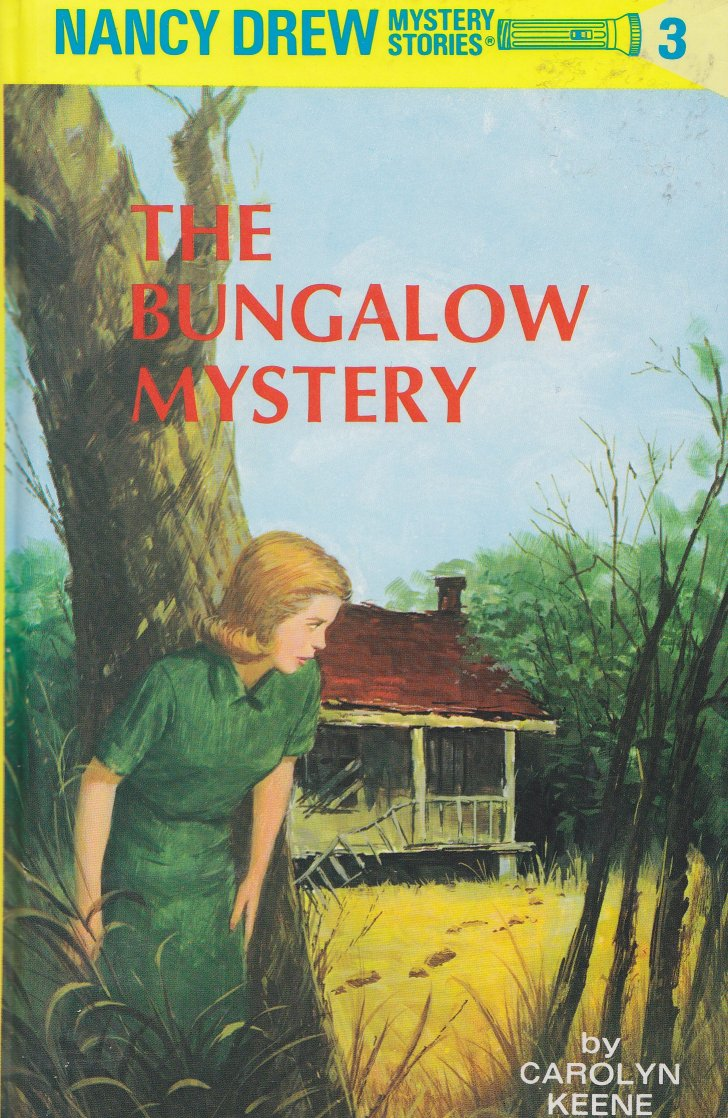 Mystery Book Cover Illustration : Review