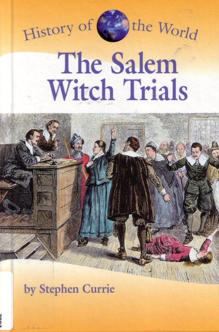 essay for salem witch trial The salem, massachusetts, witch trials of 1692 have fueled fears, feuds, politics and religion for the last 300 years the events surrounding the trials.