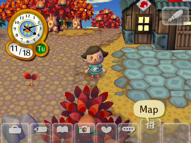 working for tom nook