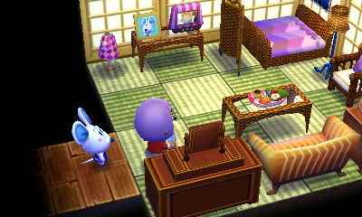 My Animal Crossing Happy Home Designer Homes Facilities Page 3