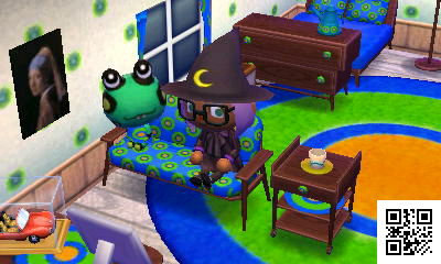My Animal Crossing Happy Home Designer Homes Facilities Page 5