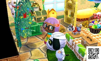 My Animal Crossing: Happy Home Designer Homes & Facilities Page 5 on