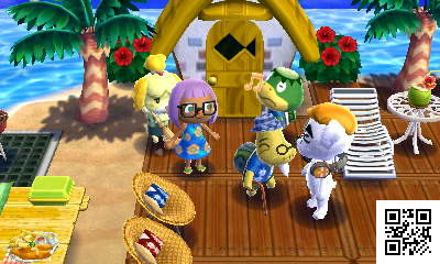 My Animal Crossing: Happy Home Designer Homes & Facilities Page 6 on