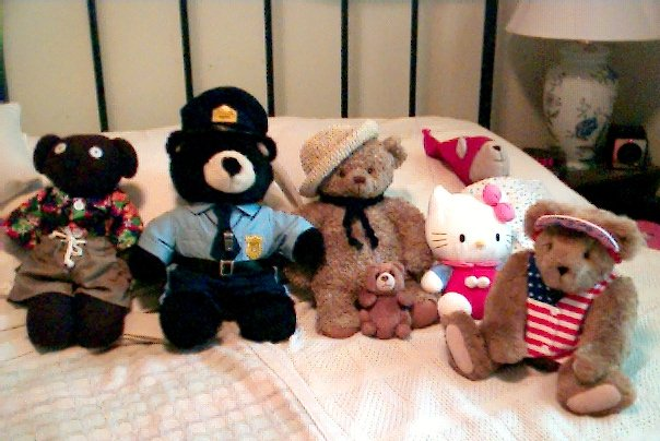 My First Build A Bear Workshop Experience